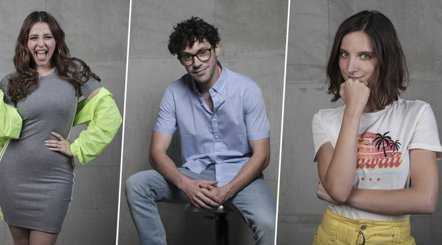 [Trivia] ¿Con quién debería tener una relación Julián: Catalina o Esmeralda?