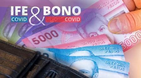 IFE y Bono Covid 2021: Conoce si eres beneficiaro del primer pago de este beneficio