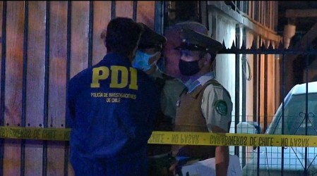 Hombre de 80 años frustró asalto a su casa y mató a disparos a delincuente en Macul