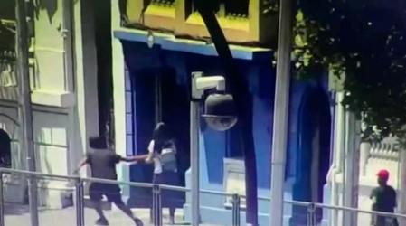 Cae banda dedicada a asaltar mujeres y personas de la tercera edad en el centro de Santiago