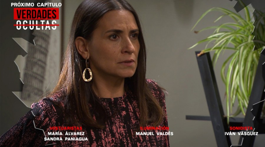 Avance: Eliana será descubierta por Nicolás