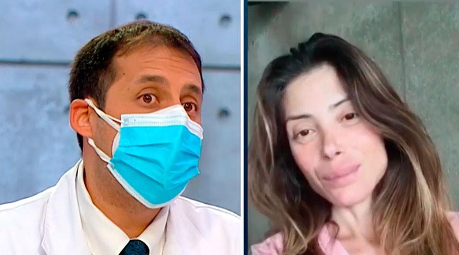 """Nutricionista alerta sobre dieta de Roxana Muñoz: """"Puedes matar a una persona"""""""