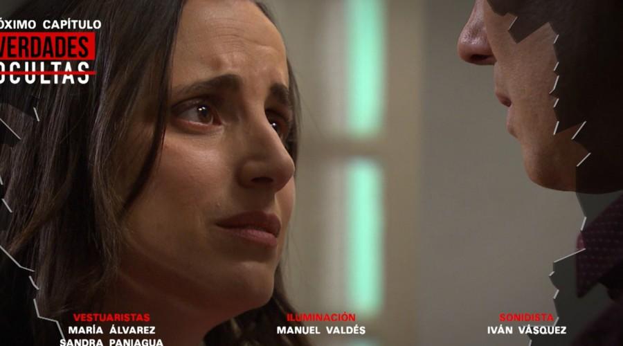 Avance: Tomás y Rocío volverán a besarse