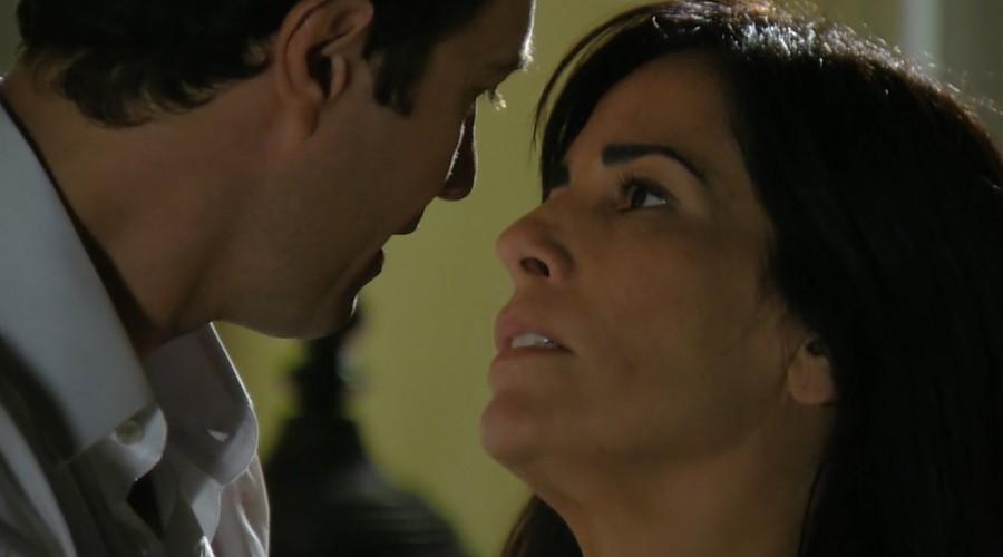 Norma se dejó seducir por Leo (Parte 1)