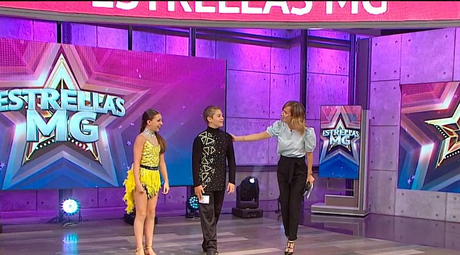 Estrellas MG: Pareja de bailarines fue la vencedora de la final semanal