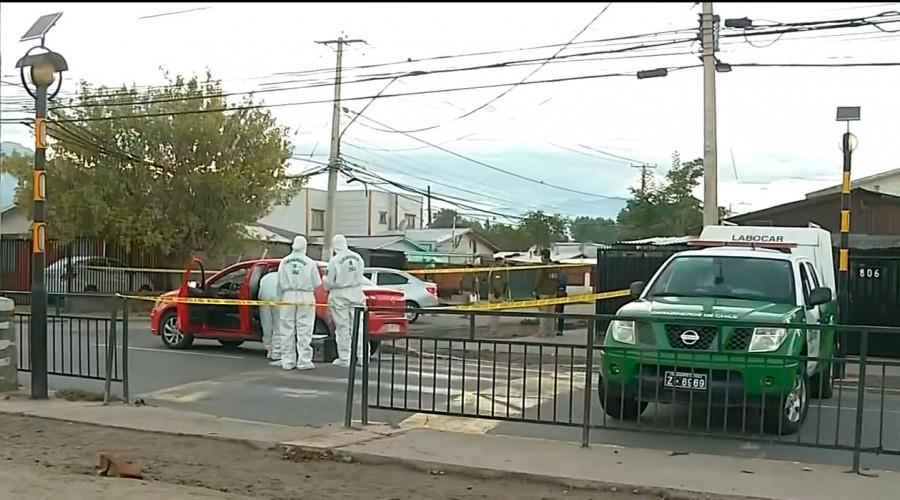 Funcionario PDI balea a dos asaltantes tras sufrir una encerrona en Puente Alto