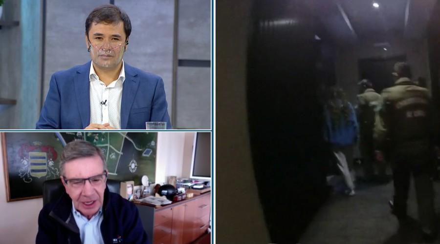 """""""Hay agravantes"""": Joaquín Lavín se refiere al sumario sanitario en contra de Camila Gallardo"""