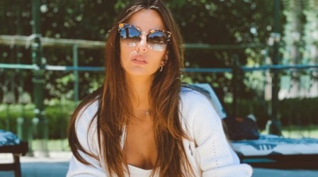 Se cansó de las críticas: Aylén Milla respondió a seguidora que la trató de vieja y sola