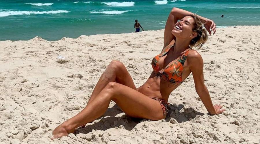 """""""Estás muy delgada Galita"""": Seguidores de la española preocupados tras publicar fotos en bikini"""