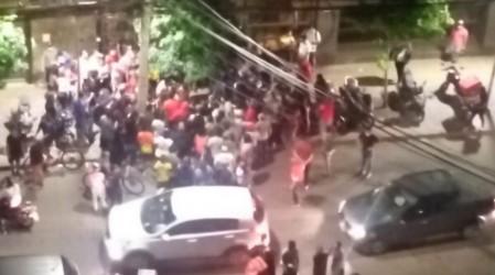 Esta semana vecinos de tres comunas de Santiago realizaron detenciones ciudadanas