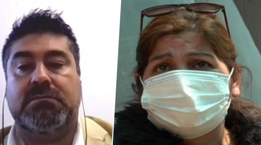 """Ex detective Garrido por caso Melissa Chávez: """"La madre de la menor tiene rasgos psicopáticos"""""""