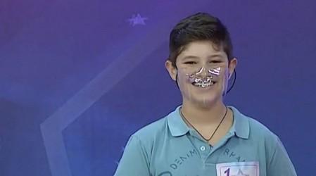 Estrellas MG: El cantante y pianista Vicente Danús fue el ganador de la semana