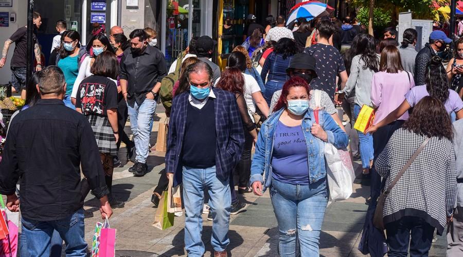 Santiago y Puente Alto a Preparación: 55 comunas cambiarán de fase el jueves 11 de febrero