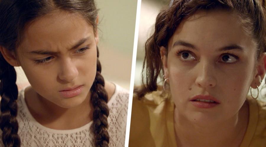 """""""Estamos orgullosos de ti"""": Macarena se llena de elogios tras confesarle a su hermana la verdad"""