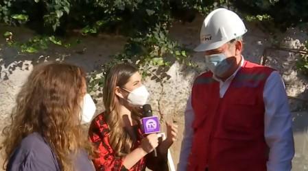 Cámara Chilena de la Construcción comprometió soluciones habitacionales a damnificados del Cajón del Maipo