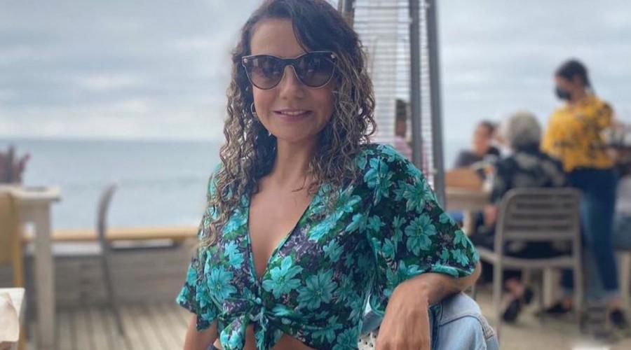 """""""Me enamoré otra vez"""": Mónica Soto deleitó a sus seguidores con foto de sus vacaciones"""