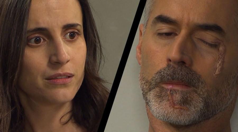 Del odio al amor, ¿un paso?: Así ha sido la relación de Rocío y Leonardo de Verdades Ocultas