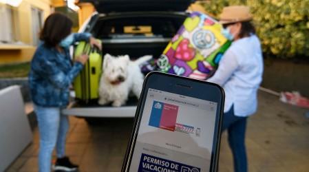 Revisa las comunas en que no podrás usar el Permiso de Vacaciones