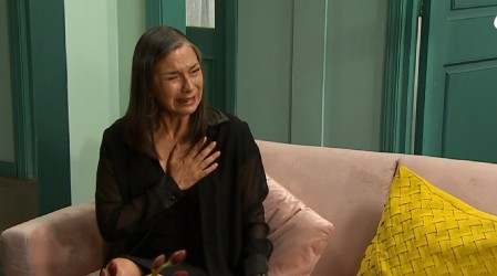 """Me da mucha pena"": Desgarradora escena de Gracia emocionó a fanáticos"