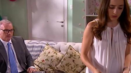 Avance: Bernardo tratará de convencer a Valentina de que se vaya de Chile