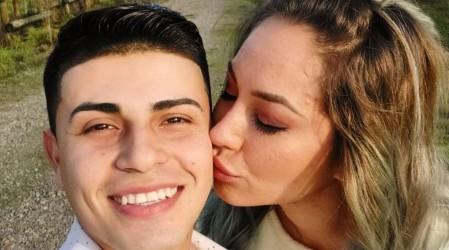 """""""Me destroza cada segundo el no poder besarla"""": El sentido mensaje de Ingrid Aceitón a su pareja e hija"""
