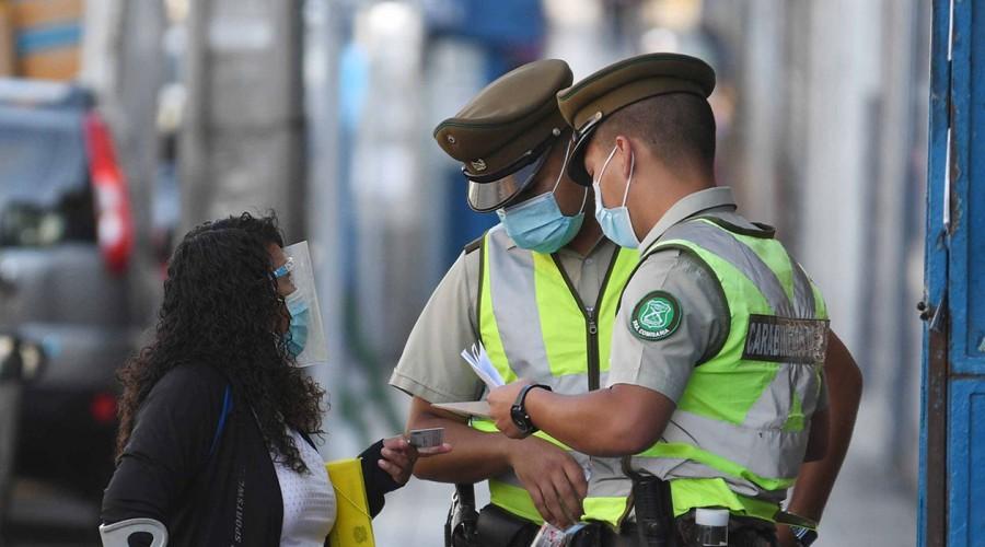 Cuarentena: Conoce las comunas que están en confinamiento total en Chile