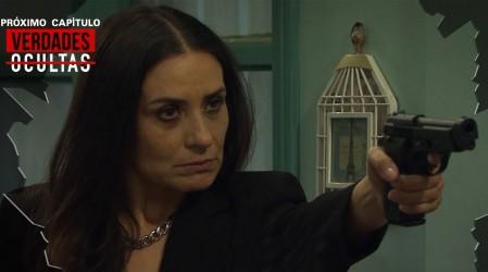 Avance: Eliana amenazará a Tomás con un arma