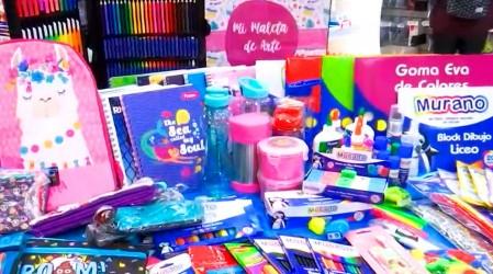 Barrio Meiggs: Compras al por mayor es una de las claves para ahorrar en la compra de útiles escolares