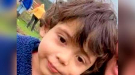 Desesperada búsqueda de niño en Lebu: Tomás tiene sólo tres años
