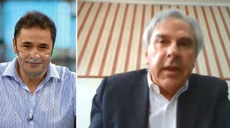 """""""Hice una crítica política al Colegio de Profesores"""": Moreira aclara sus dichos por retorno a clases"""