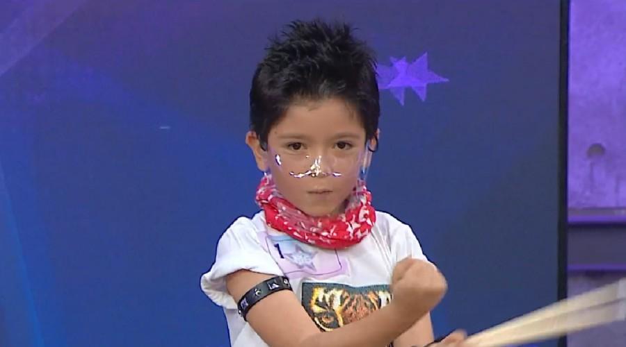 Estrellas MG: Baterista y gemelos bailarines clasificaron a la gran final