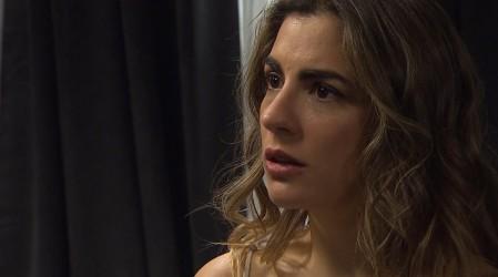 Agustina se enteró de los crímenes de Eliana