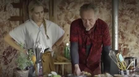 Sesión de relajación magistral y exquisita gastronomía: Virginia de María recorre el Cajón del Maipo