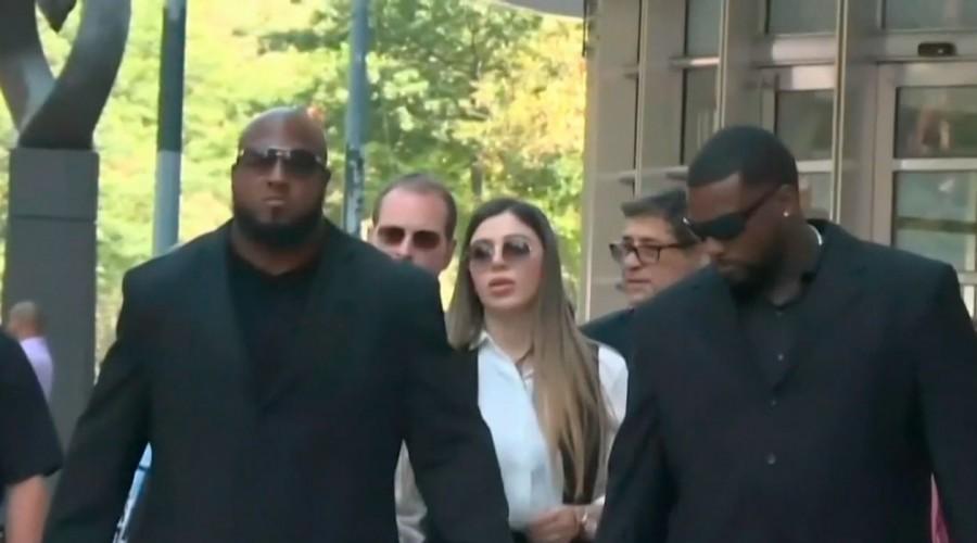 """Esposa del """"Chapo"""" Guzmán fue arrestada en Estados Unidos por narcotráfico"""