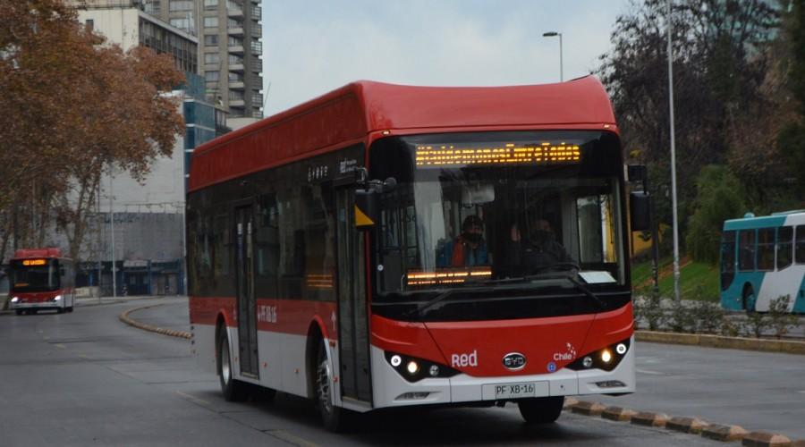 Transporte público: Así operarán buses, metro y metrotren para el inicio de marzo 2021