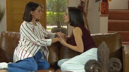 """""""Soy muy afortunada"""": Camila Hirane dedicó emotivas palabras a su compañera Francisca Gavilán"""