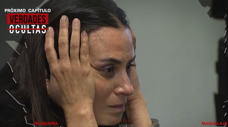 El enfrentamiento entre Cristóbal y Eliana que causó furor entre los fans de Verdades Ocultas