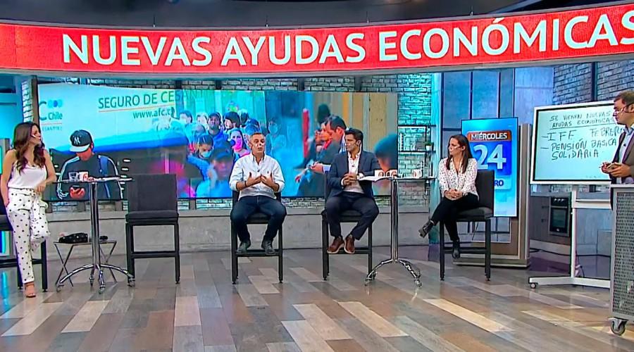Nuevas ayudas económicas: Roberto Saa explica los beneficios que podrían estar disponibles en marzo