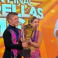 Bailarines se lucieron con espectacular coreografía y son los ganadores de Estrellas MG