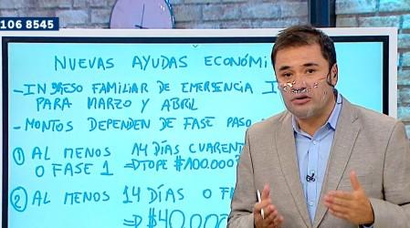 IFE Cuarentena y Transición en marzo: Roberto Saa explica cómo postular a este beneficio
