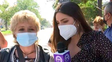 Caminan hasta 15 cuadras: Vecinos de Villa Francia denuncian falta de transporte público en el sector
