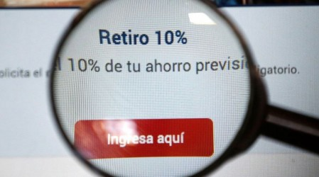 """Manuel José Ossandón a favor de un tercer retiro del 10%: """"Siempre he estado al lado de la gente"""""""