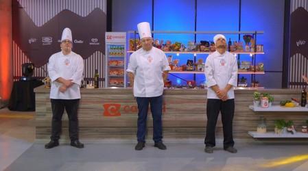 Tres cocineros, tres platos estrellas: ¿Quién será el ganador de esta jornada de Copa Culinaria Carozzi?