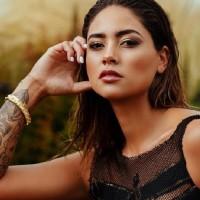 """""""Como toda una sirena"""": La fotografía que llenó de halagos a Camila Recabarren"""