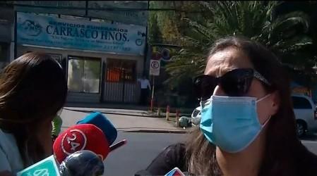 """Madre de niño fallecido por encerrona en Maipú: """"Lo único que pido para mi hijo es justicia"""""""