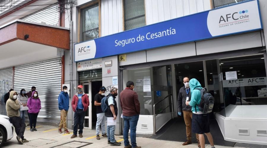 Seguro de Cesantía: Hasta el sábado se podrá realizar el retiro total de los ahorros