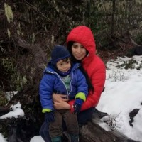 """Estefanía Gutiérrez, madre de Tomás Bravo: """"Mi hijo estuvo tres días vivo"""""""
