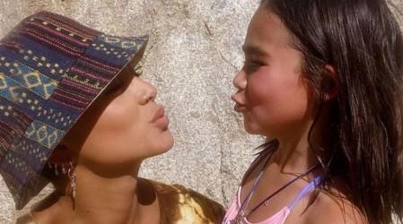 """""""Amor verdadero"""": Camila Recabarren sorprendió con linda dedicatoria para su hija Isabella"""