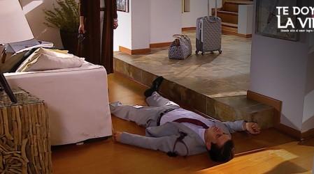 ¡Emilio se disparó! - Capítulo 115