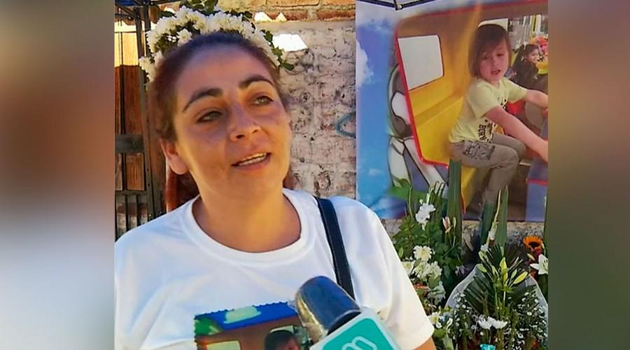 """Tía de niño de fallecido en Maipú: """"Mi sobrino murió por una bala que Carabineros pudo haber evitado"""""""